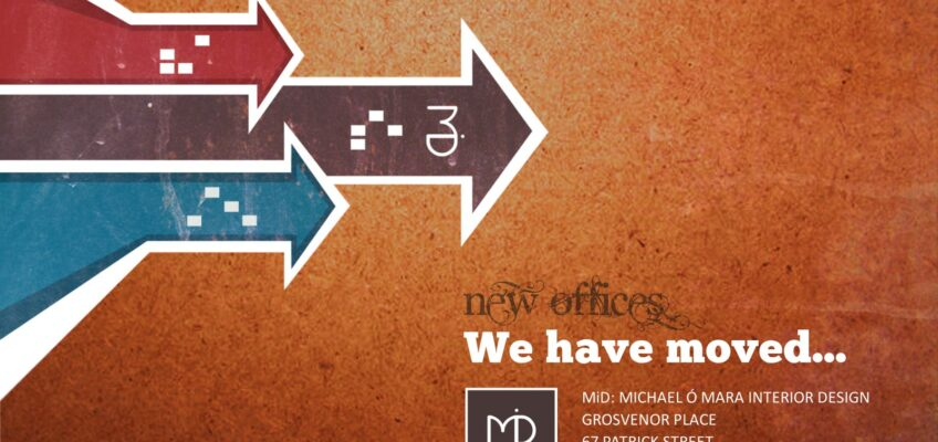 Good people… We have moved to new offices in Dun Laoghaire