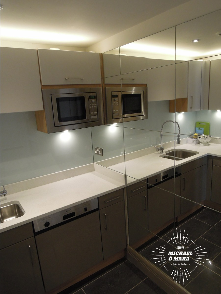 Dublin Interior Designers Mid Contemporary Kitchen