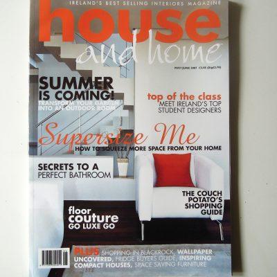 Michael O' Mara interior design house and home