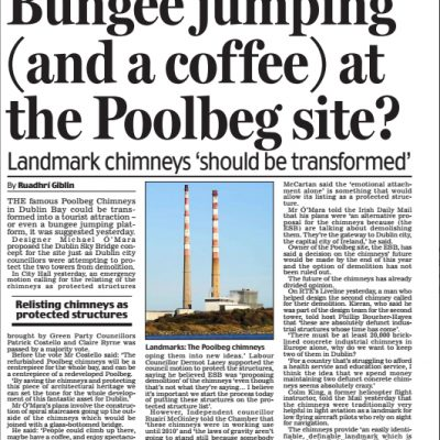 Irish daily mail feature