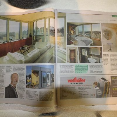 Michael O mara interior design The Sunday times