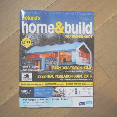 Michael Ó Mara Interior Design Irelands Home & Build 2016