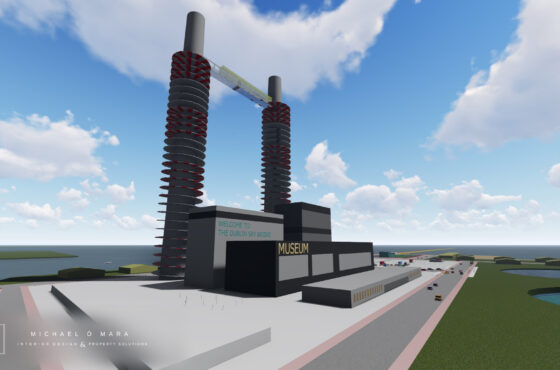 DUBLIN CITY POOLBEG 2030