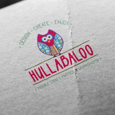 Hullaballo Logo by MiD