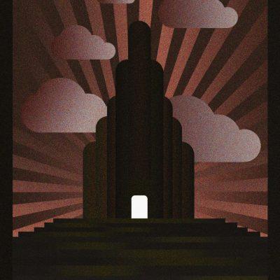 Metropol Evening by Michael O Mara
