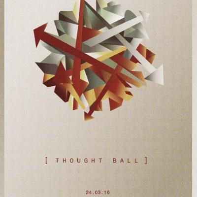 Thoughtball Illustration by Michael Ó Mara