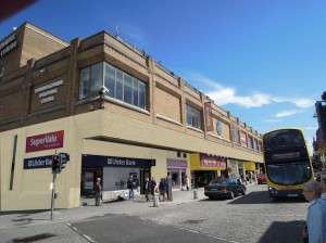 MiD Dun laoghaire shopping centre