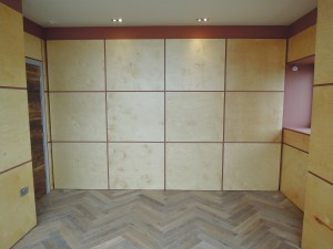 Interior Wood panels