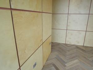 Interior Wood panels