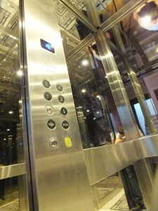 contemporary lift interiors