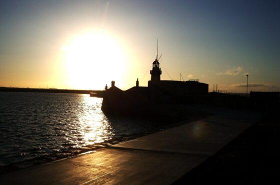 Dun Laoghaire East Pier refurbishment