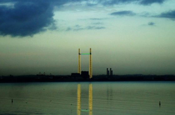 MiD: Poolbeg – Dublin's iconic chimneys Re-imagined