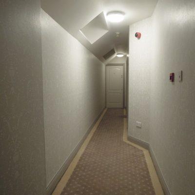 apartment common areas