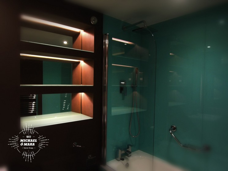 Bathroom design interiors dublin