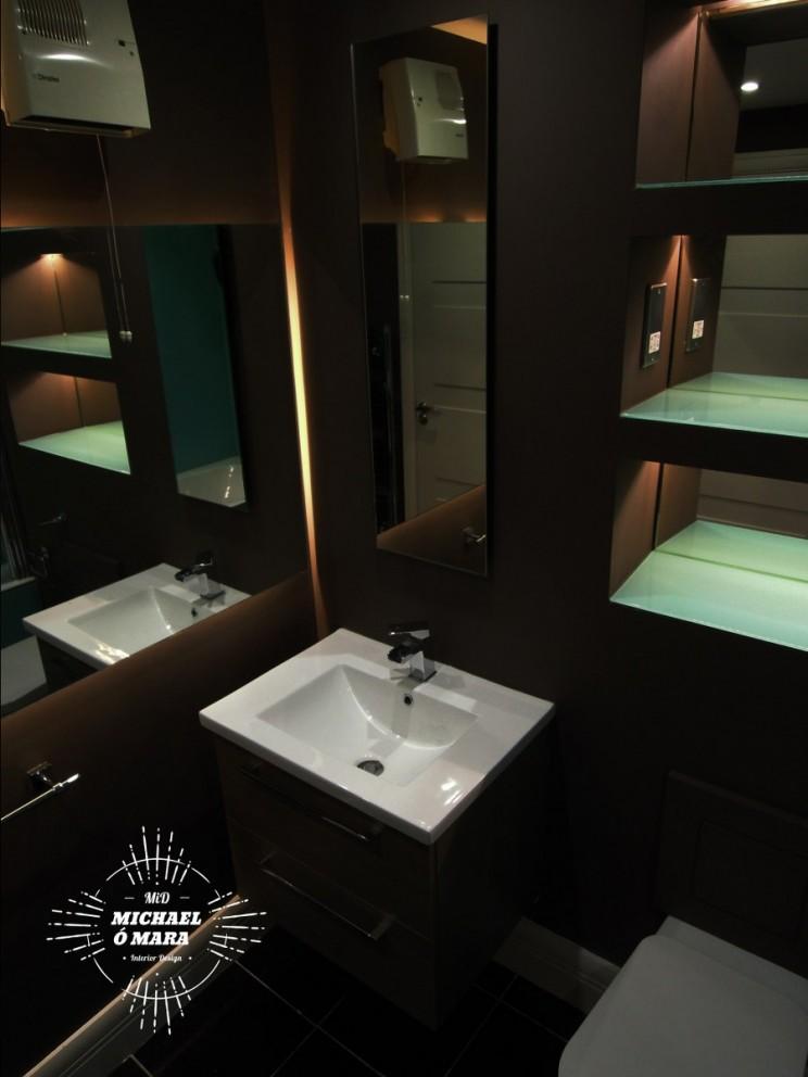 Bathroom design interiors dublin