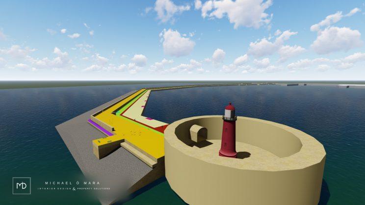 Dun Laoghaire East pier proposal gets go ahead