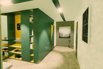 Hallway of Delights