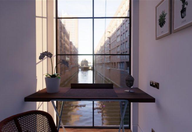Home office interior Design by Michael Ó Mara