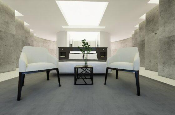 Master Bedroom Design development