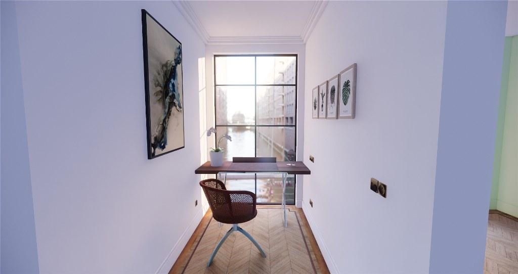 Contemporary office interior design