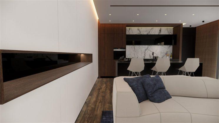 Bespoke kitchen cabinetry & interior design
