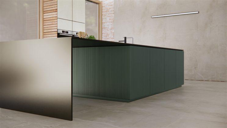 minimalist kitchen trends 2019