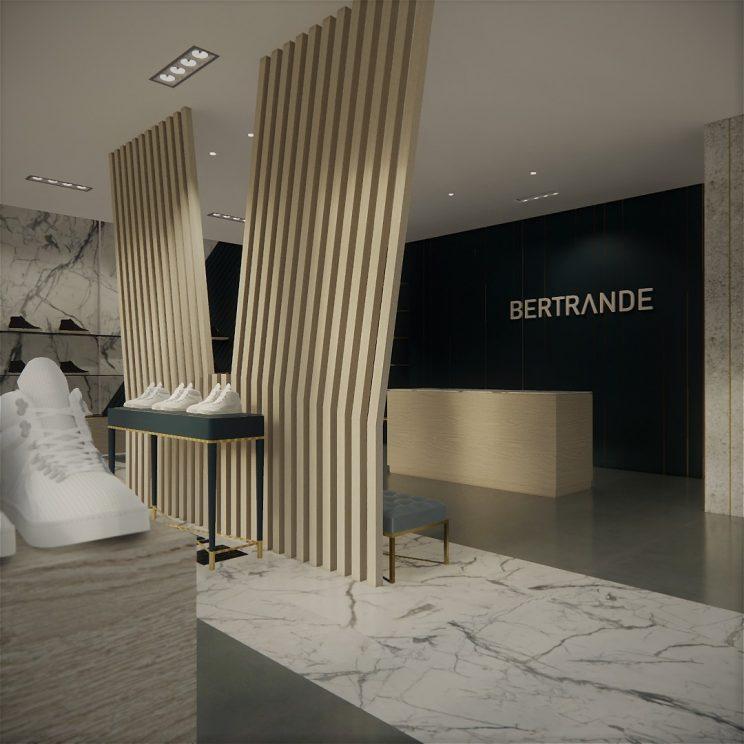 Michael Ó Mara Retail design