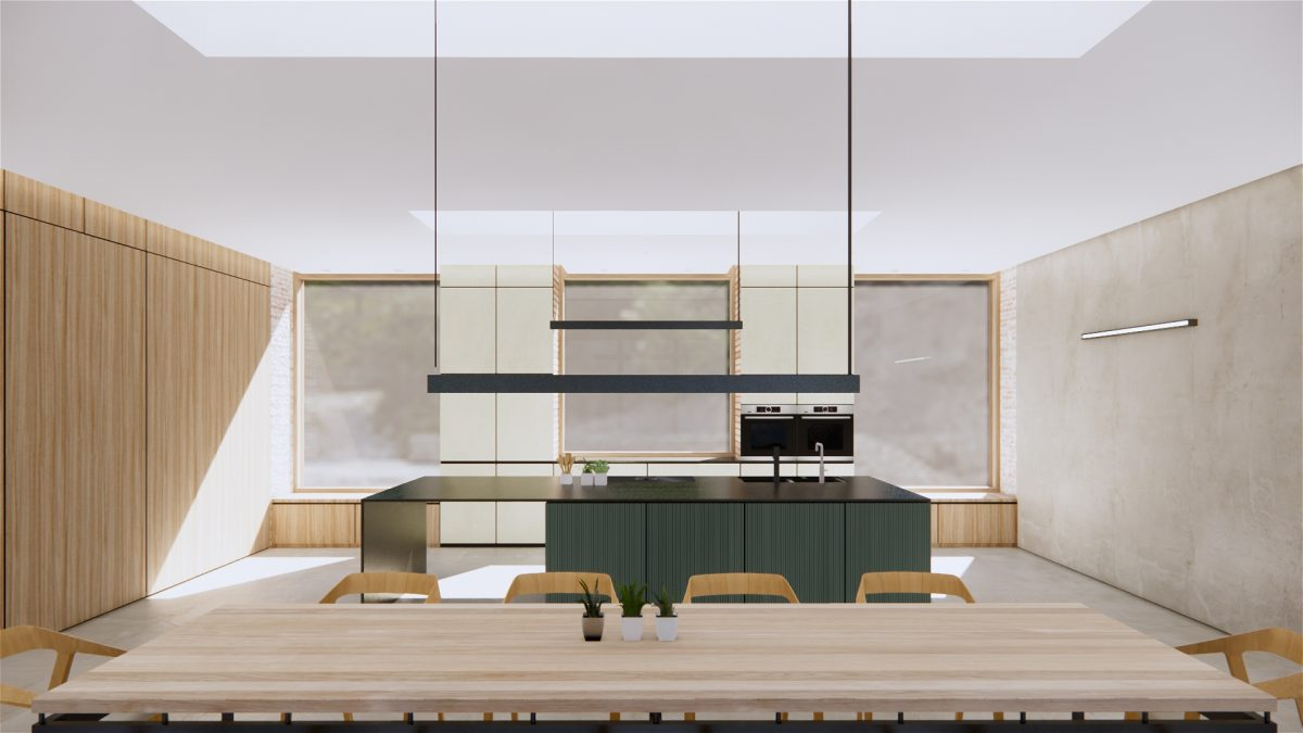 minimalist kitchen trends 2019