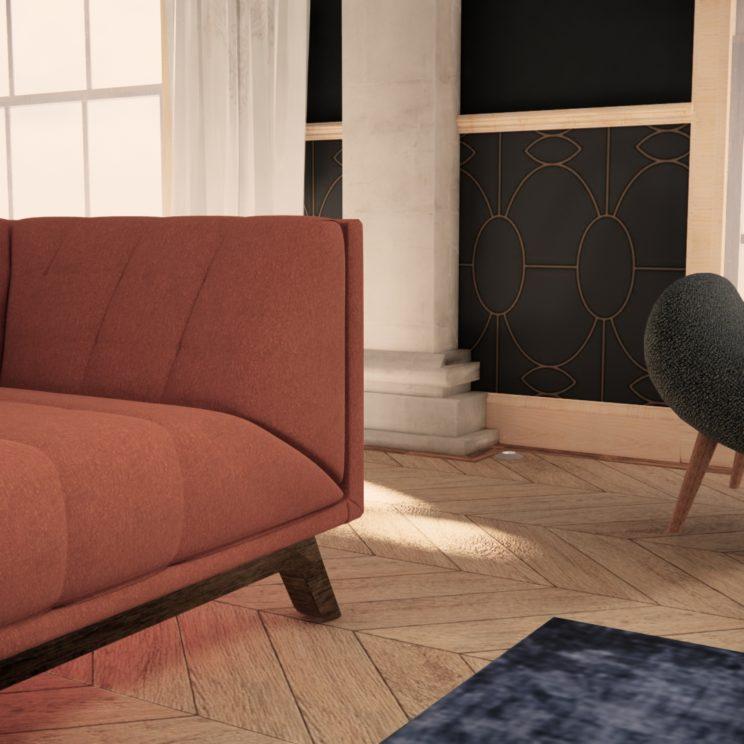 Luxury Georgian interiors