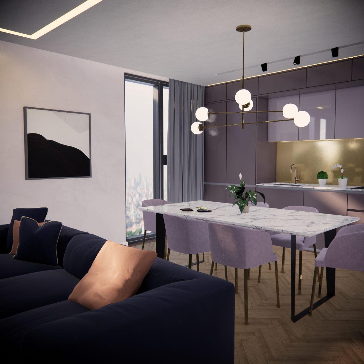 Minimalist interiors by Michael O Mara