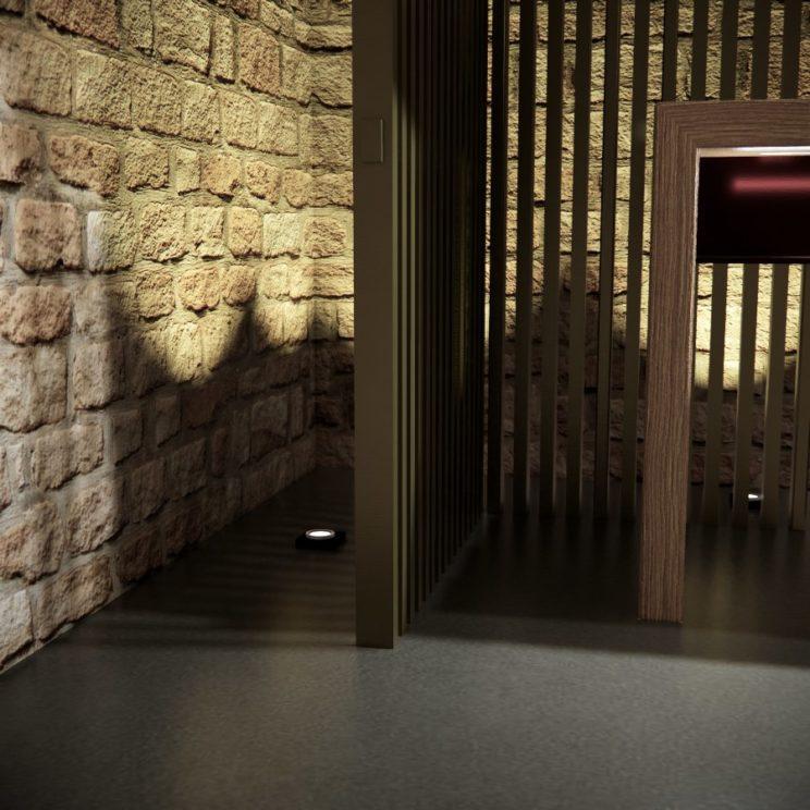 Irish interior design in Spain