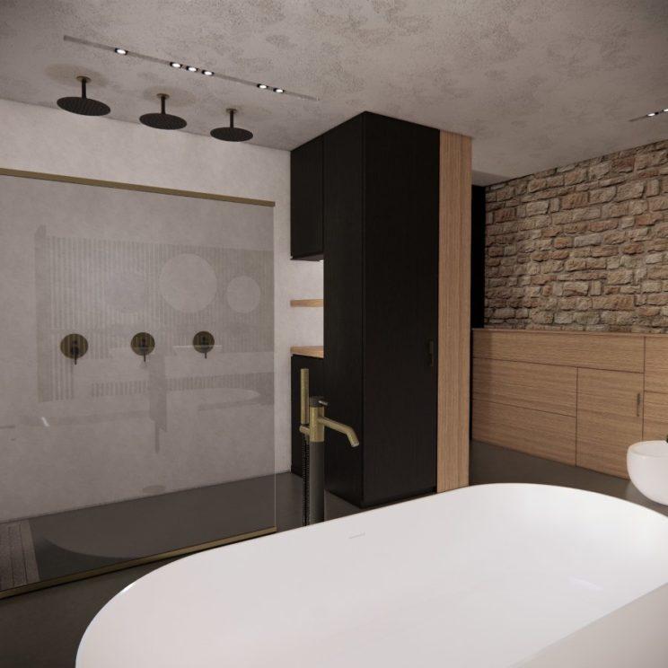 Award winning bathroom design