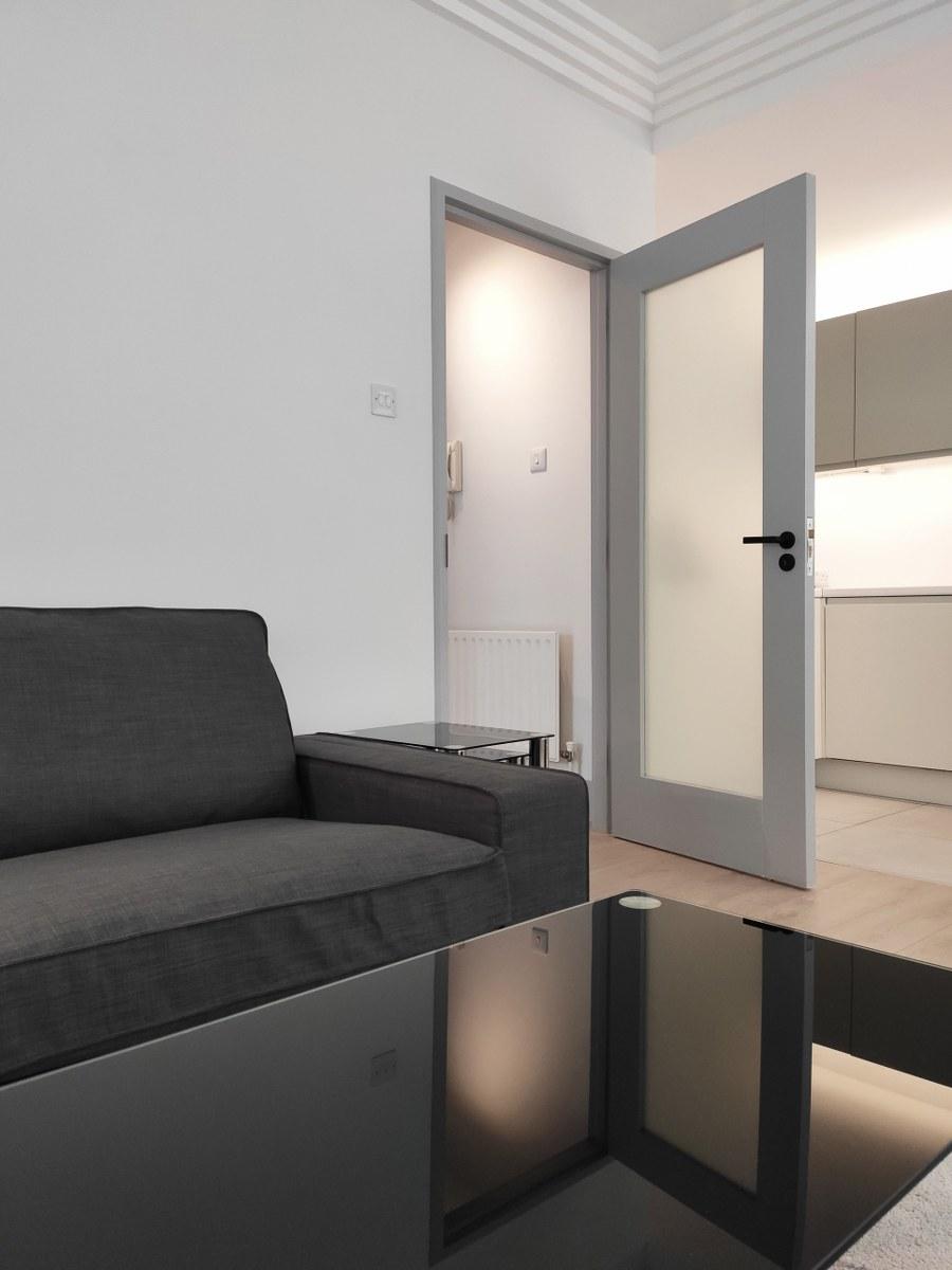 Contemporary minimalist interiors